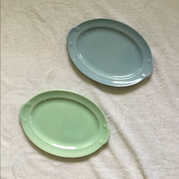 T. S. & T. Lu-Ray Pastels Other - 2 TS&T Lu-Ray Pastels Plates